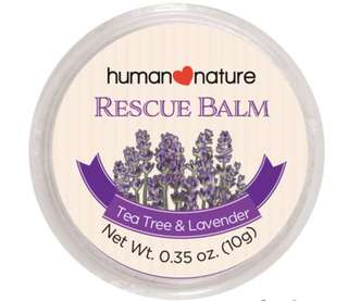 Natural Balm with Tea Tree & Lavender