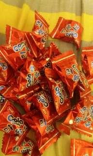 四洲可樂糖 23粒