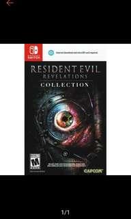 🚚 Resident Evil Revelations Nintendo Switch