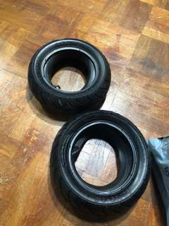 """11"""" Escooter tyre and tube"""