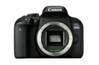 Canon EOS 800D Body Only