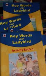Peter and Jane Keywords ~ Activity Book 1-4