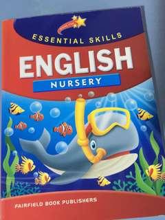 Essential Skills English Nursery