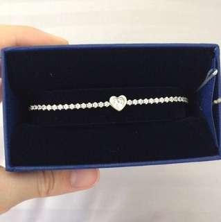 Swarovski Love bracelet
