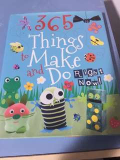 365 Activities to do with your child
