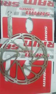 SRAM Centerline 160mm rotors (pair)