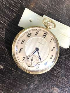 Howard 14k Solid Gold Antique Pocket Watches
