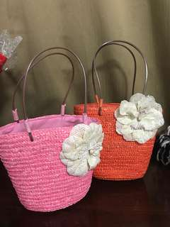 Women's casual bag / rattan / wicker bags
