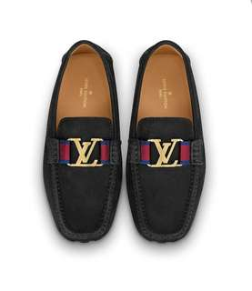 Authentic Louis Vuitton Monte Carlo Loafers Pre-order