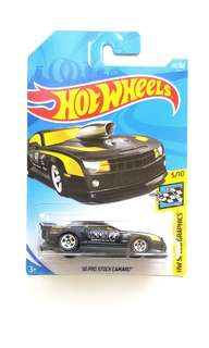 Hot Wheels '10 Pro Stock Camaro