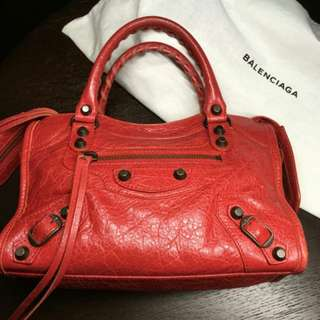 Reduced for Fast Deal Balenciaga Mini City