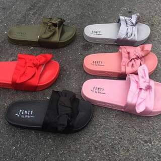Ready Stock! Puma Fenty Bow Slide