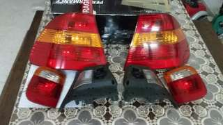 BMW E46 - 99 Original Back Lamp