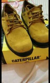 Sepatu low boots safety