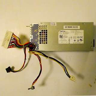 Power Supply Unit for SFF (Small Form Factor) Desktop (DTX, ATX) PC -- 00143