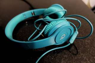 Beats solo HD in turquoise