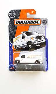 Matchbox Ford Panel Van