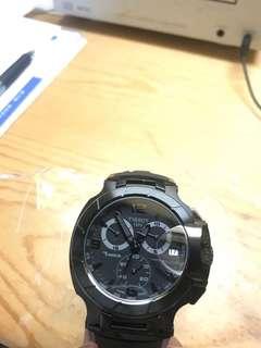天梭表瑞士手錶時尚石英男士T048.417.37.057.00橡膠帶正品(可交换)