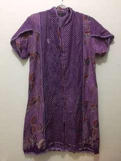 Batik Terusan (Purple)
