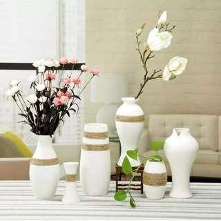 Ceramic 6in1 jar set