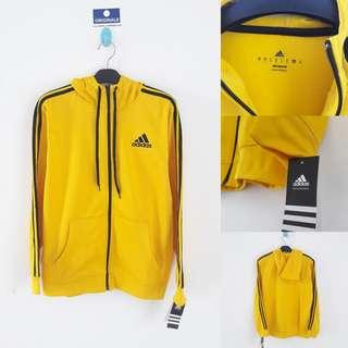 Adidas Clima Cool hoodie 3-Stripes Essentials