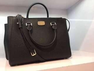 MK Leather Bag