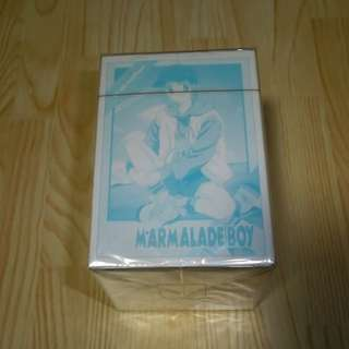 Mamalade boy carddass part 3 20 yen sealed box rare