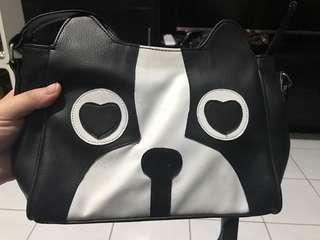 Puppy Sling Bag