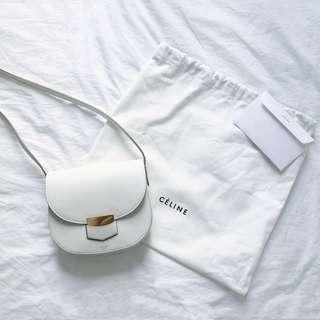 CELINE Trotteur Bag Small Size