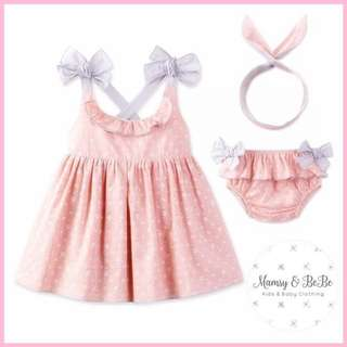 Baby Cradle Dress