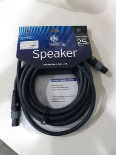 Planet Waves Speaker Cable SpeakOn to SpeakOn