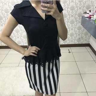 [Arithalia] Black Dress (+ Skirt)