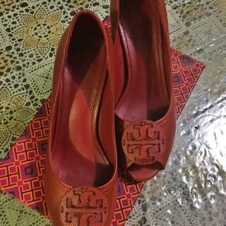 Tory Burch Wedges 9cm - RED