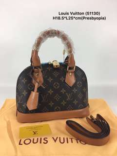 [SUPER A‼️] LV ALMA Handbag With Padlock (FREE POSTAGE)