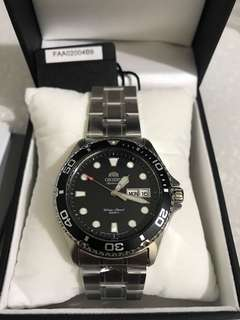 Orient Ray II Diver's Watch