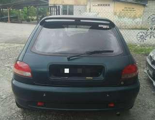 Satria 1.6  for sale