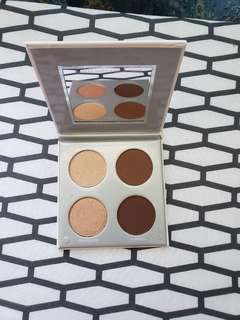 Pur cosmetics sculptor contour and highlighter palette