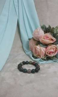 Blood stone bracelet #Ramadan50