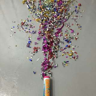 Party Popper Confetti