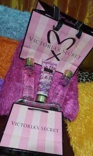 VS Fragrance Mist & VS Fragrance Lotion