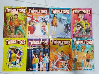 TWINKLETOES STORYBOOKS BY THOMAS KOH & TITIAN