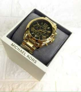 MK BRADSHAW AUTHENTIC WATCH