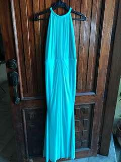 Mint Green Mermaid Gown
