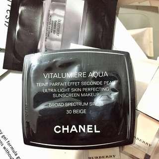 Chanel Skin Perfecting Makeup