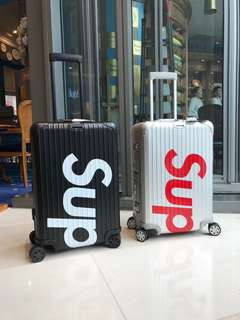 Rimowa Supreme Luggage Bags