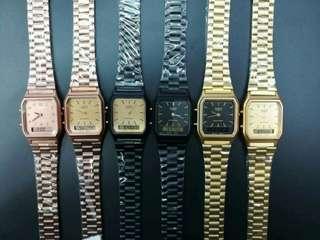 Casio Quartz Watch