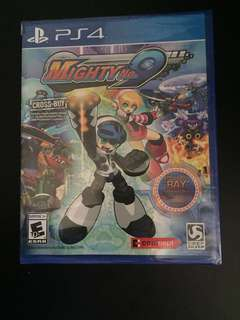 PS4 Mighty No. 9 (New)