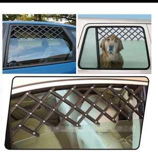 🚚 寵物車窗