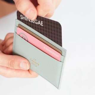 Colorful Card Holder [Pre Order] -Any Color