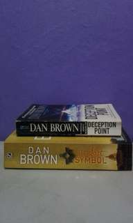 Dan Brown Bundle (Deception Point&Lost Symbol)